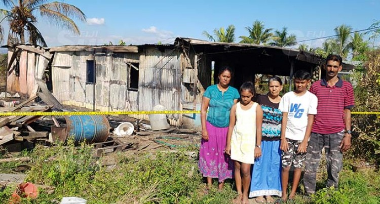 Siblings Lose School Items In Ba Fire, Father Seeks Assistance
