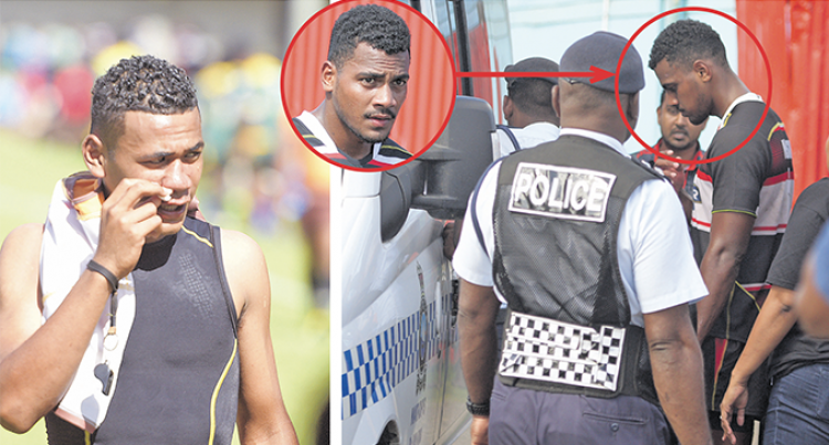 Skipper Cup: Referee Punched, Possible Life Ban For Naitasiri's Keresi Maya