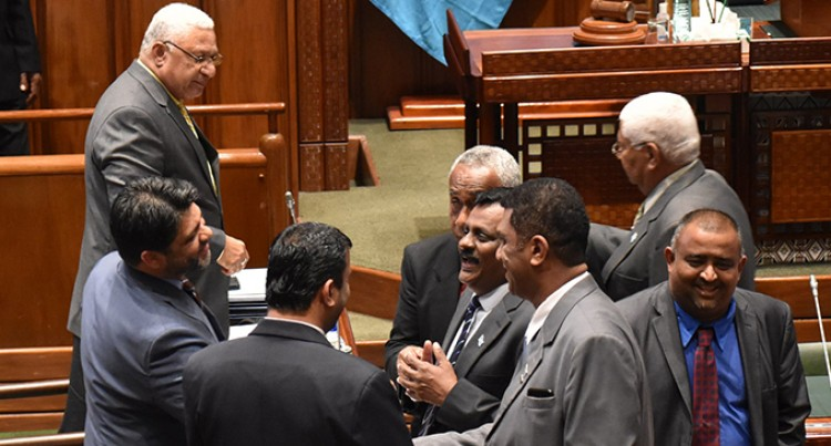 SODELPA Split Contributes To Lack Of Co-ordination In Opposition Response To Budget Debate