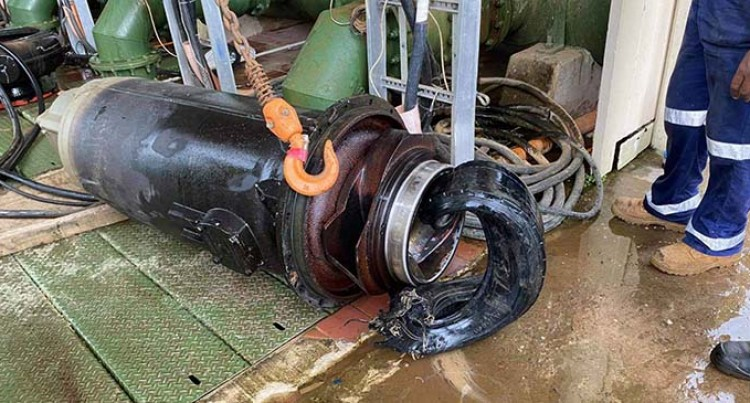 Water Authority Urges Proper Rubbish Disposal After Finding Tyre In Pump