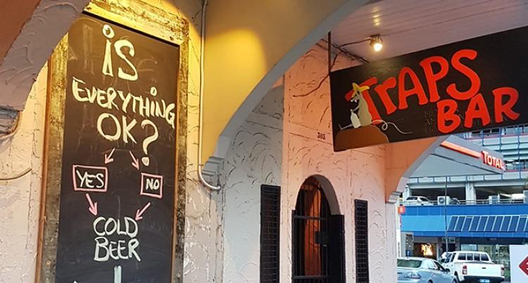 Former Nightclub Worker Gets Bar Job