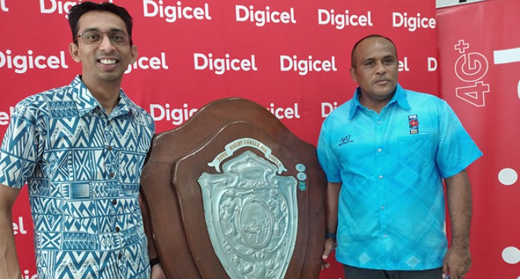 Suva Rugby And Digicel Fiji Seal Sponsorship Deal