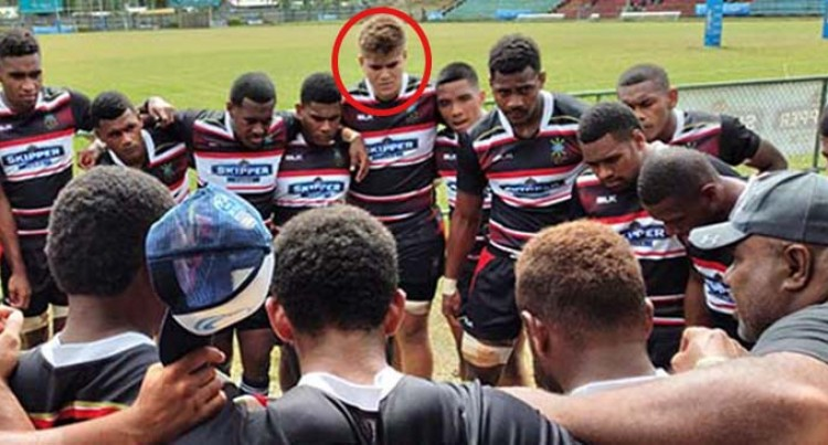 Algar Honoured To Play For Naitasiri