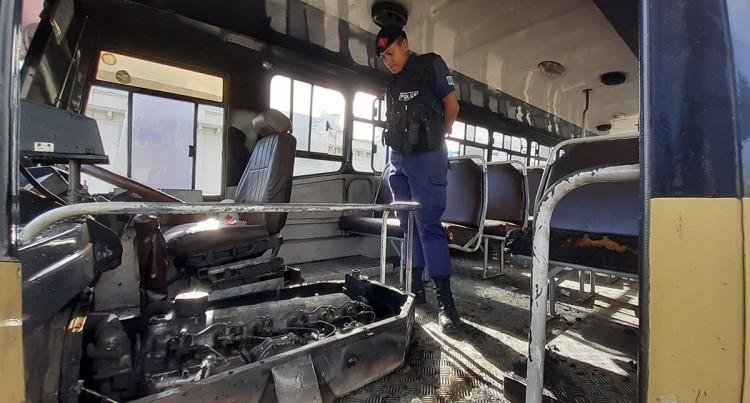 Bus Fire Probe