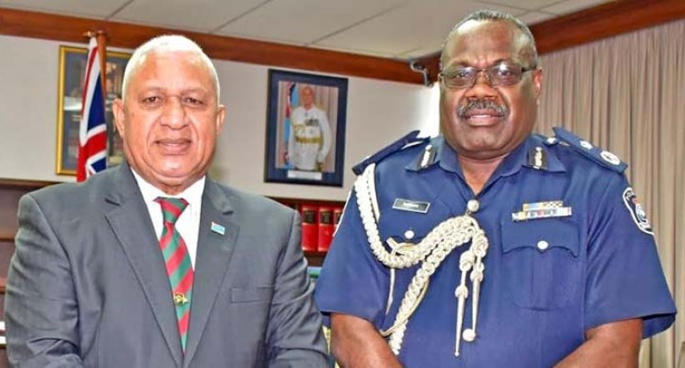 PM Welcomes New Acting ComPol