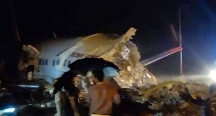 At Least 14 Killed, 123 Injured In Airplane Crash-Landing In India