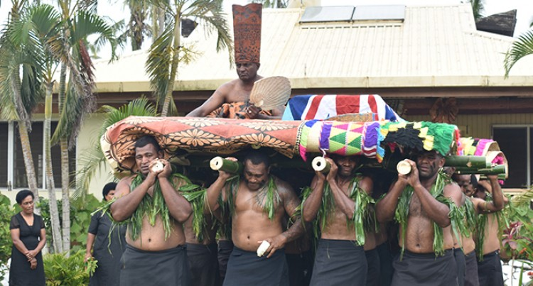 Apisai Tora Laid To Rest In Unique Funeral