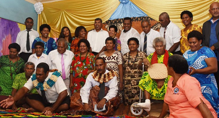 Matawalu Village Installs New Chief