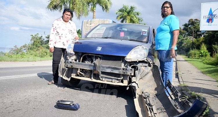 Police Probe Fiji Corrections Service Truck Accident