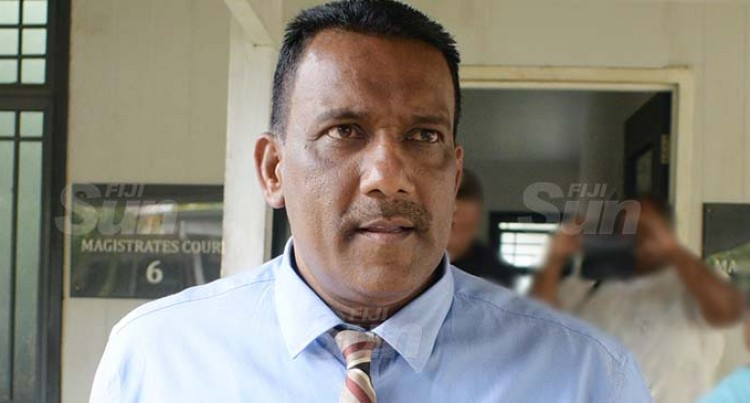 Police Director Internal Affairs Pleads Not Guilty