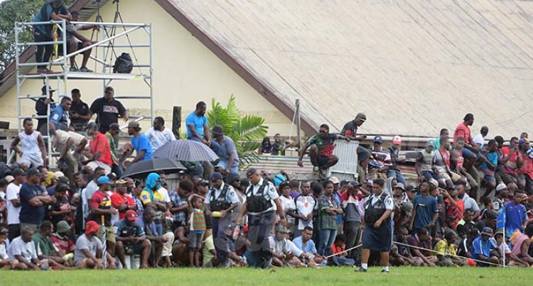 Change Venue For Double Header Clash: Tui Namosi