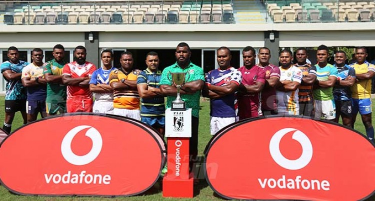 Vodafone Cup Competition In Nadi