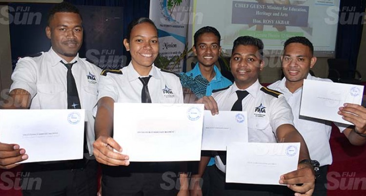 Fiji National University Student Association Gives Out Scholarships, Financial Assistance