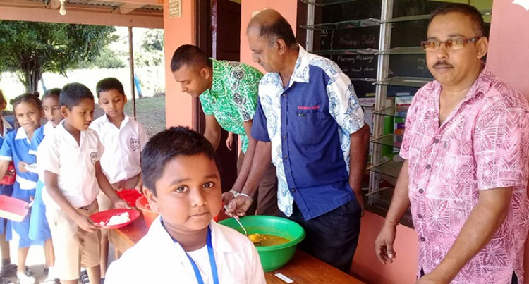 Amazing Fijians: More Help Needed To Feed Students