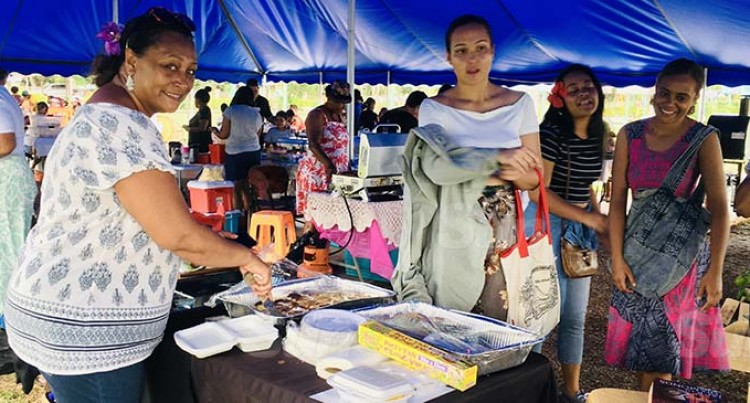 Food, Family, Fun Makes For Good Business At Suva's Sunday Market