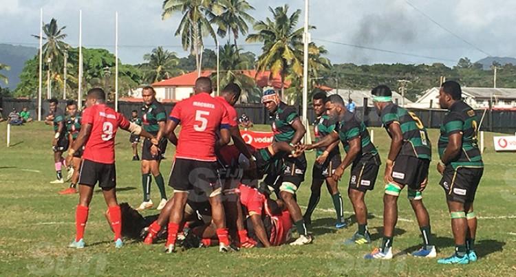 Vodafone Vanua Championship: Ovalau To Work On Players' Attitude