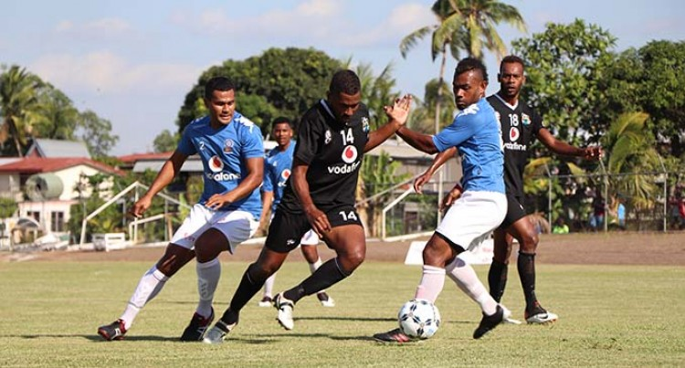 Vodafone Premier League: Rewa Maintain Lead