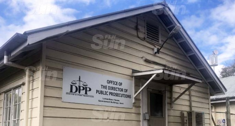 DPP Charges Senior Police Officer