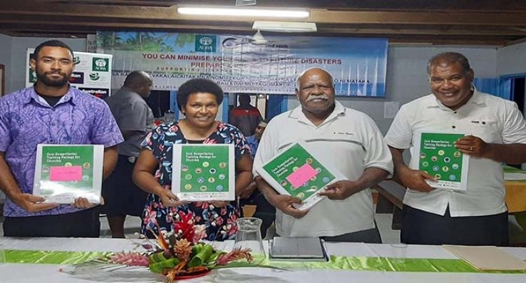 Churches Briefed On Disaster Awareness