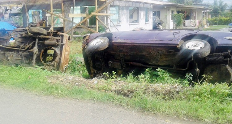 Council To Remove Derelict Vehicles Within Nausori Town