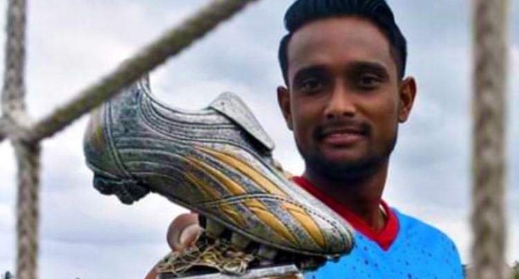 Golden Boot For Nasinu FC's Vikash, A Pleasant Surprise