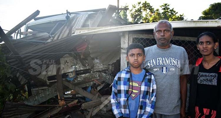 Freak Accident Leaves Nadi Family Grateful Of Life