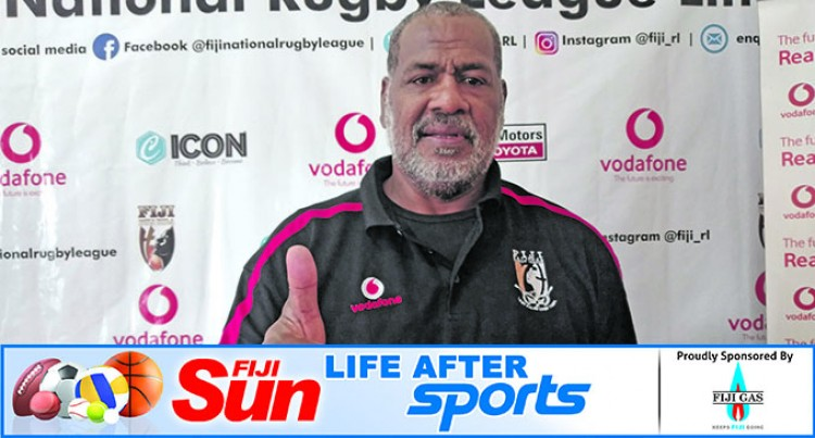 Life After Sports: Why Rabele Stuck With League