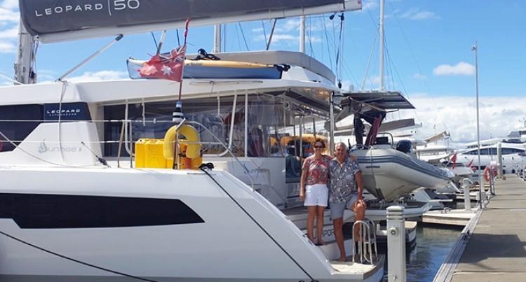 Yacht Owners Thank PM Bainimarama And The Port  Denarau Marina
