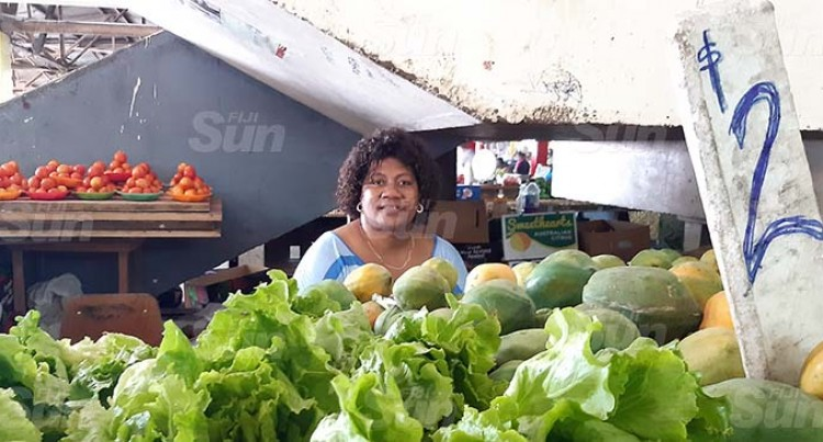 Daring Suva Market Car Smash And Grabs