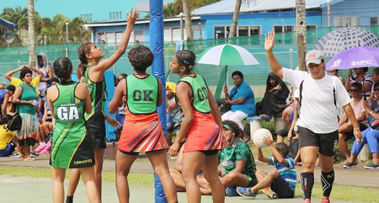 Community Push Boosts Suva Netball