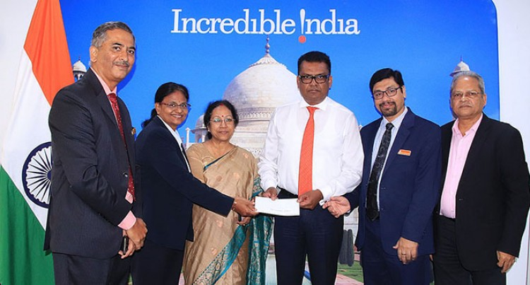 Donation Of FJD$15,000 Provided To PM's Relief Fund By High Commissioner Of India To Fiji