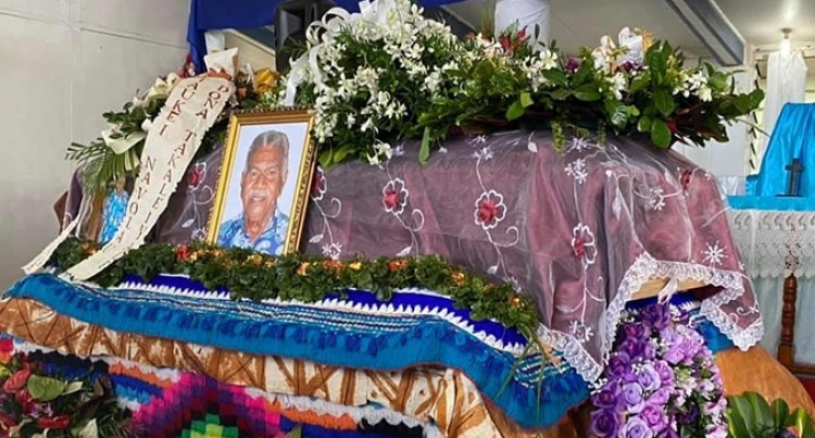 Mourners Bid Final Farewell To Ro Dona