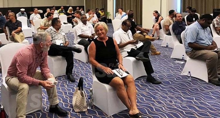 Brian Kirsch Leads Fiji Hotel And Tourism Association