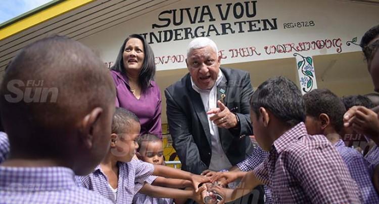 Suvavou Kindergarten Opening