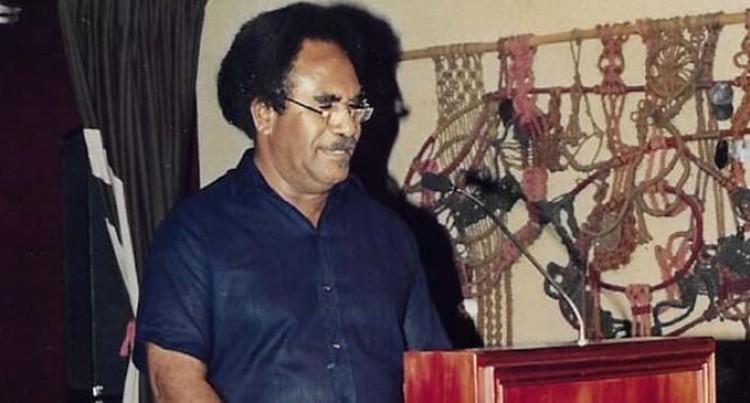 Veteran Politician, Soldier Apisai Tora Dies At Age 86