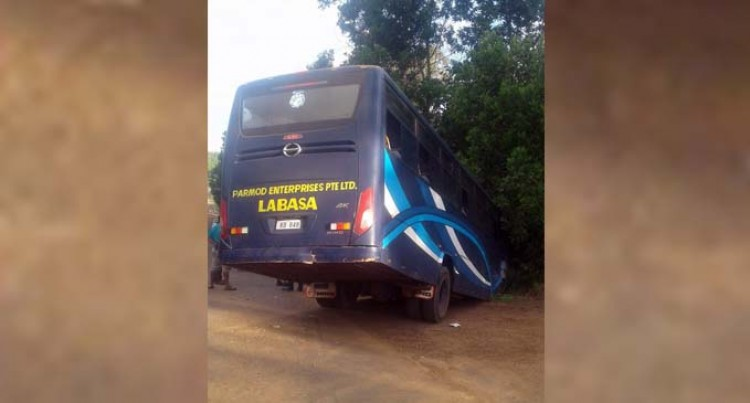 Three In Hospital After Bus, Truck Collision In Bua
