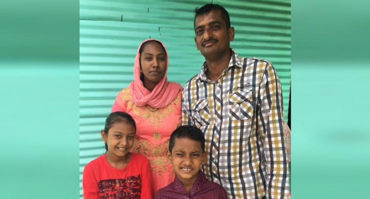 Muslims Celebrate Eid Al-Adha