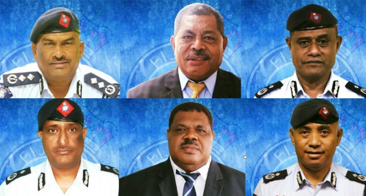 Changes To Top Fiji Police Positions