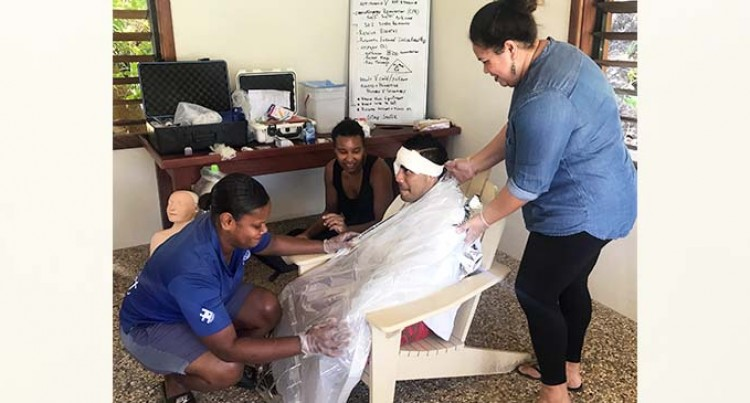 Let's Go Local: Learn About First Aid with Volivoli Beach Resort Now