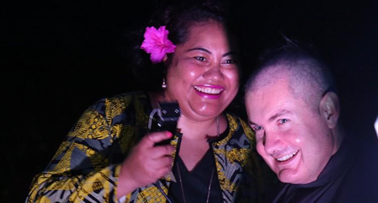 Shaving Diplomats: $40,000 Raised For WOWS Kids Fiji Foundation