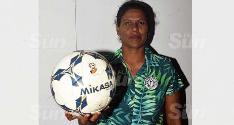 Women In Sports: Amina Stands Tall in Fijian Football