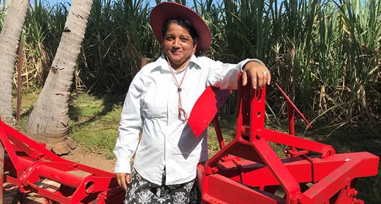Devi Shows Cane Farming Pays