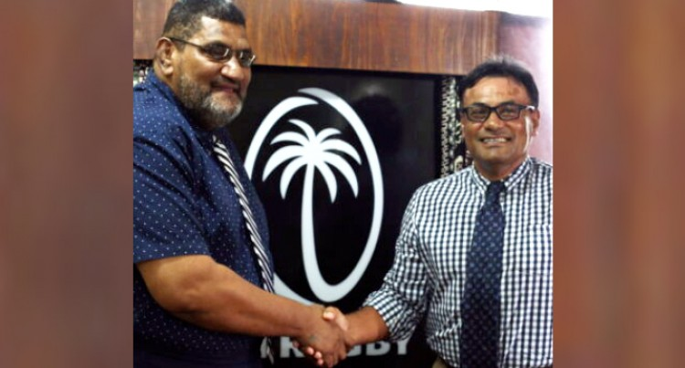 Fiji Rugby Board Appoints Conway Beg As Chairman