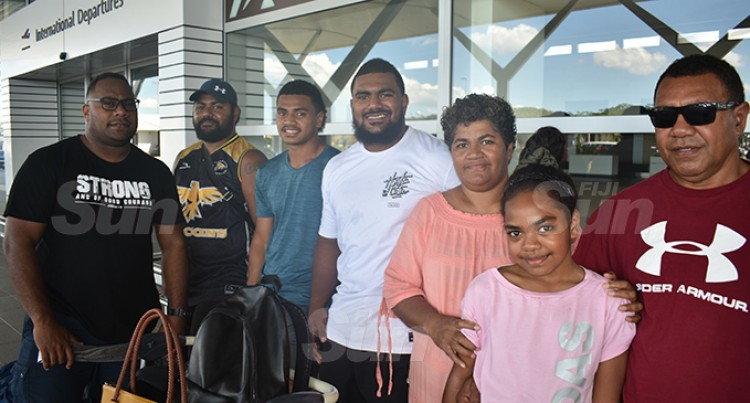 Flying Fijians Hooker Takes On Challenge As He Flies To Join Glasgow Warriors