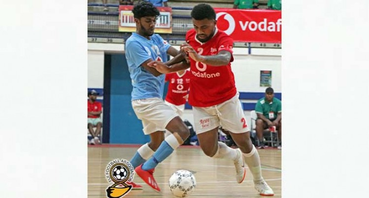 Futsal Shock, Minnows Scare IDC Favourites