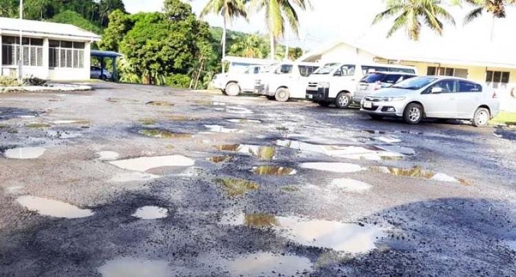Savusavu Residents Raise Concerns on Road, Car Park Condition
