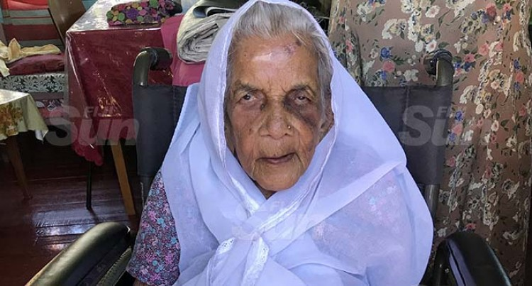 Being Happy Is The Secret To A Long Life, Says Pyari, The Labasa Centenarian