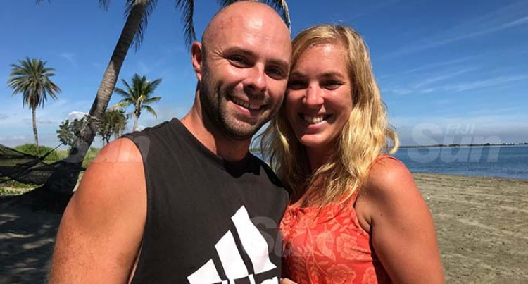 Wailoaloa Community To Give A Stranded Couple In Fiji A Dream Wedding