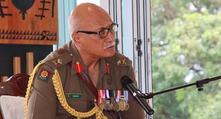 Fiji President Tells Of Battalion's Proud History