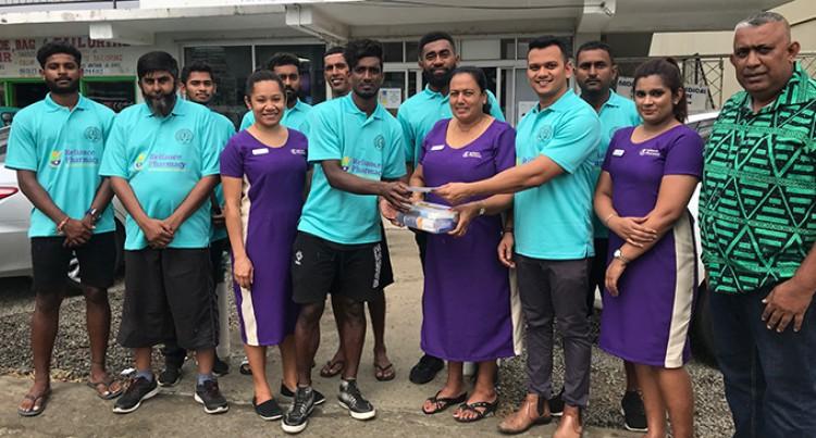 Nadi Futsal Gets Timely Help